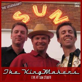 The Kingmakers: Live at SUN Studio Image