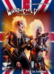 Wrathchild: Live In London Image