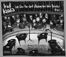 Kid Koala: Live from Short Attention Span Audio Theater Image